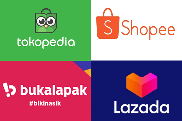 kumpulan marketplace di indonesia
