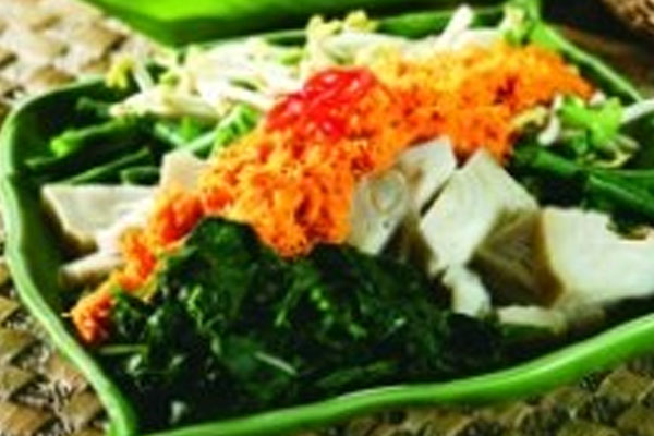 salad indonesia kluban