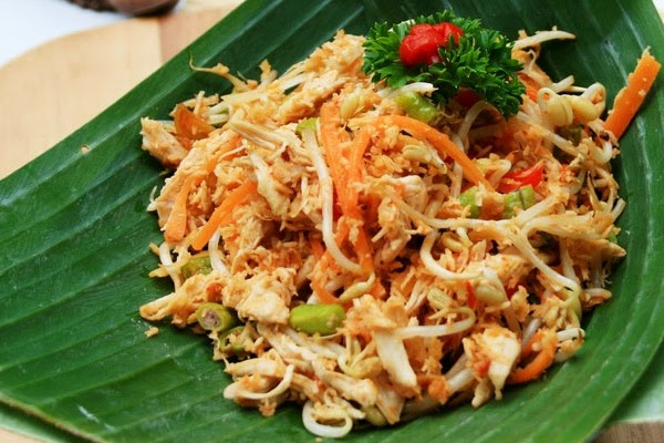 salad indonesia lawar