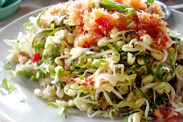 salad indonesia trancam
