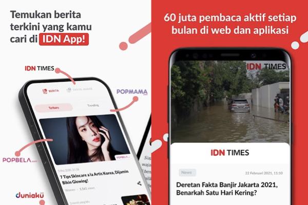 aplikasi baca berita IDN App