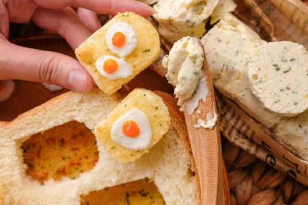 resep membuat garlic butter sederhana di rumah